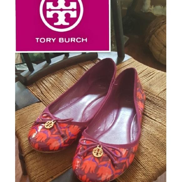 Tory Burch Shoes - Tory Burch patent ballet flats 10